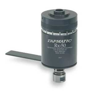 Tapping Head 3 8 24 2000 Rpm 0 1 4 Cap Tapmatic 13037
