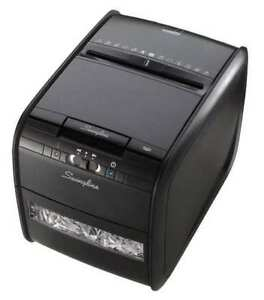 Paper Shredder cross cut 60 Sheets Swingline 1757572