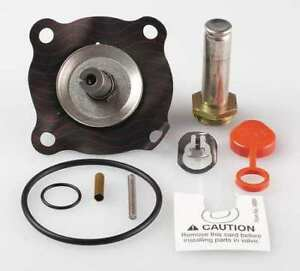 Valve Rebuild Kit with Instructions Asco 302283