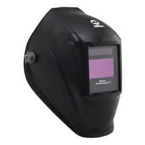 Miller Electric 282000 Welding Helmet Shade 8 To 13 Black