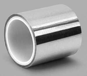 3m 433l Foil Tape With Liner 1in X 5 Yd silver