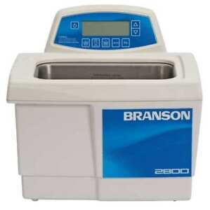 Ultrasonic Cleaner cpxh 0 75 Gal Branson Cpx 952 218r