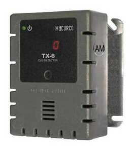 Macurco Tx 6 am Gas Detector nh3 0 To 100 Ppm