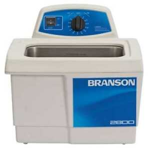 Ultrasonic Cleaner mh 0 75 Gal Branson Cpx 952 217r