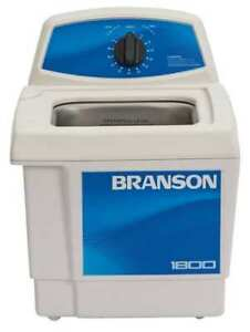 Ultrasonic Cleaner m 0 5 Gal Branson Cpx 952 116r