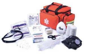 Emergency Medical Kit Polypropylene Case 6 Person Medsource Ms 75155
