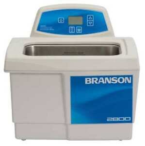 Branson Cpx 952 219r Ultrasonic Cleaner cpx 0 75 Gal 99 Min