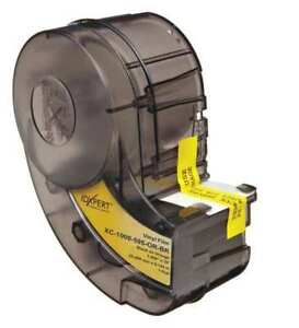 Wire And Cable Identification Label Brady Xc 750 595 cl bk