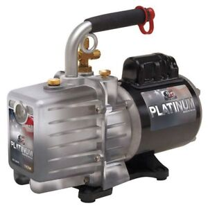 Jb Industries Dv 285n Platinum Refrig Evacuation Pump 6 Ft