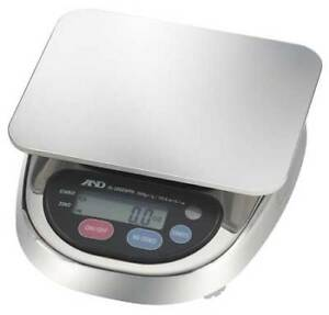 Digital Compact Bench Scale 3000g Capacity A d Weighing Hl 3000wpn