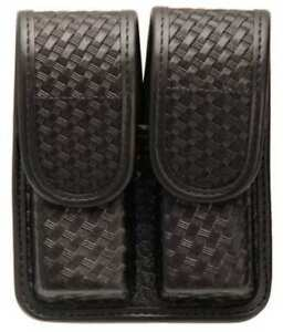 Double Mag Pouch glock 21 basketweave Blackhawk 44a002bw
