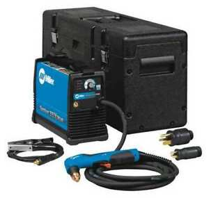 Miller Electric 907529 Plasma Cutter inverter spectrum 375