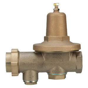 Water Pressure Reducing Valve 2 In Zurn Wilkins 2 600xl