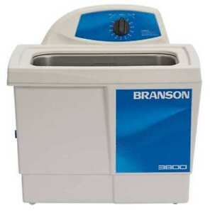 Ultrasonic Cleaner m 1 5 Gal Branson Cpx 952 316r