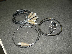 General Radio Cable Termination 805 pi 10 Cables