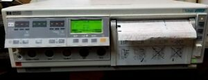 Phillips Hewlett packard agilent 50 Xm M1350a Cardiotocograph Fetal Monitor
