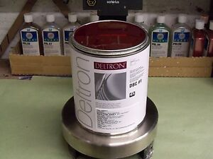 Ppg Paint Dbc934971 Limited Addiction Red Gm Code Wa405y Deltron 2000 Bas