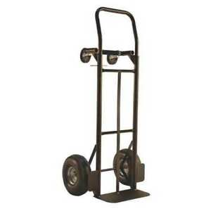 Milwaukee Hand Trucks Dc30080s Convertible Truck with 10 pneumtc Tires
