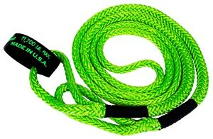 Recovery Rope Kinetic 1 2 X 16 11 700 Rated Green 1300004sg