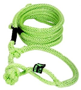 Recovery Rope Kinetic 1 2 X 16 11 700 Soft Shackles 13000011sg