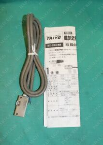 Taiyo Sr401 A4x4 Magnetic Switch Reed Position Sensor Proximity