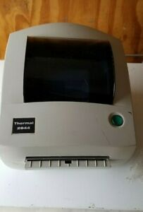 Zebra Lp 2844 Thermal Label Tag Printer