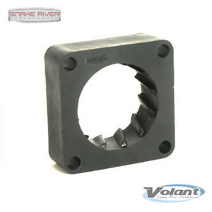 Volant Vortice Throttle Body Spacer 1991 2006 Jeep Wrangler 4 0l Yj Tj 727640