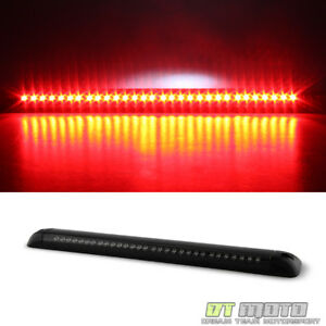 smoke Chevy Suburban Jimmy Yukon S10 Blazer Tahoe H2 Led 3rd Brake Stop Light