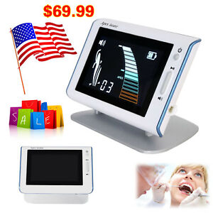 Cicada Dental Dte Dpex Iii Endodontic 4 5 lcd Root Canal Finder Apex Locator Xp3