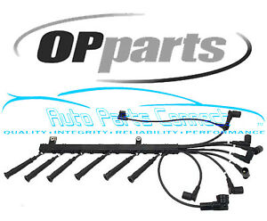 Op Parts Spark Plug Wire Set For Bmw 750il 1988 1995 5 0l 5 4l High Quality New