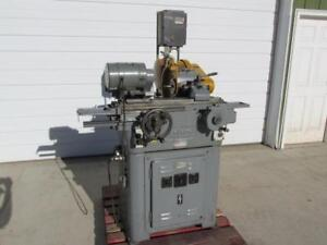 Myford Mg12 Od Precision Cylindrical Grinder 5 X 12