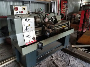 Clausing Colchester Engine Lathe 12 X 36 40 Geared Head Vs12