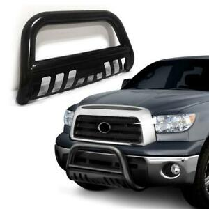 Fit 2005 2007 Nissan Frontier pathfinder Black Bull Bar Push Bumper Grille Guard