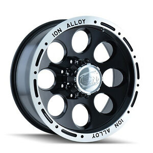 Cpp Ion 174 Wheels Rims 17x9 Fits Dodge Ram 2500 3500 Cummins Megacab