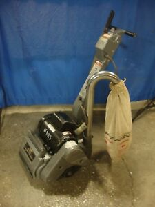 Clarke Ez 8 8 Electric Floor Drum Expandable Sander American Sanders 383