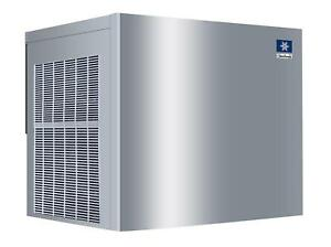 Manitowoc Rff 1300a 1264 Lb Air Cooled Self Contained Flake Ice Machine
