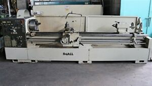 Doall By Romi 20 X 120 Engine Lathe 20h
