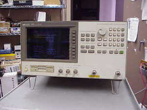 Hp 4352a Vco pll Signal Analyzer 10mhz 3ghz