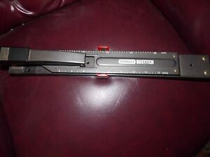 Vintage Office Stanley Bostitch 12 Long Reach Stapler