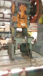 Rebuilded 45 Ton Bliss Punch Press