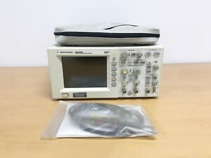 Keysight Agilent Dso3062a 60mhz 1gs s 2ch Oscilloscope With P6100 Probes
