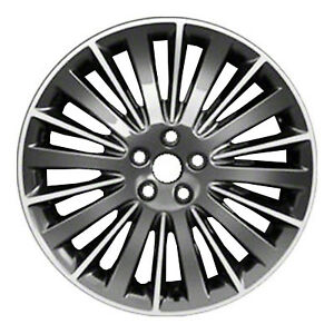 03955 Oem Reconditioned Aluminum Wheel 19x8 Fits 2013 2016 Lincoln Mkz Polished