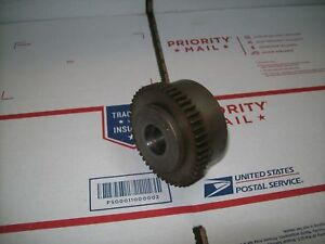 Logan Lathe Lead Screw Clutch Gear