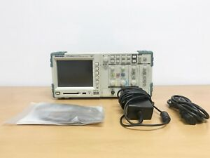 Tektronix Tps2012 100mhz 2ch Oscilloscope With P6100 Probes