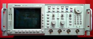 Tektronix Tds540c Four Channel 500mhz Digitizing Oscilloscope B010799