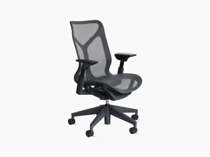 Cosm Chair By Herman Miller Authentic Brand New Warranty Mid Back