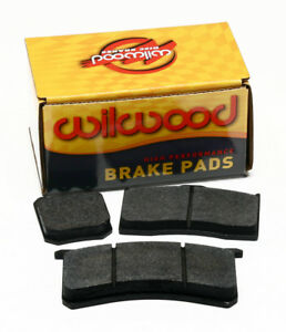 Wilwood 150 12248k Brake Pads For Narrow Billet Dynalite Caliper Bp40 Compound