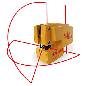 Pacific Laser Systems Pls 4 Horizontal Vertical Plumb Laser Level
