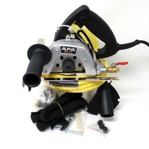 5 Inch Wet Stone Saw Model Esc 125 From Alpha