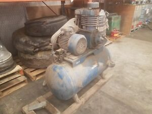 3 Phase Air Compressor With Dryer